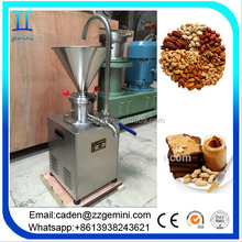 commercial almond/soy/coconut milk processing machine/Spices grinding colloid mill
