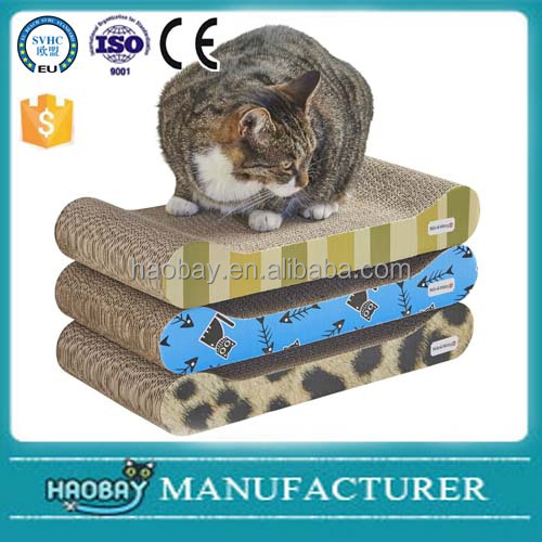 Cat Kitten Scratching Post Board Mat Pet Scratch Bed Cat Supplies