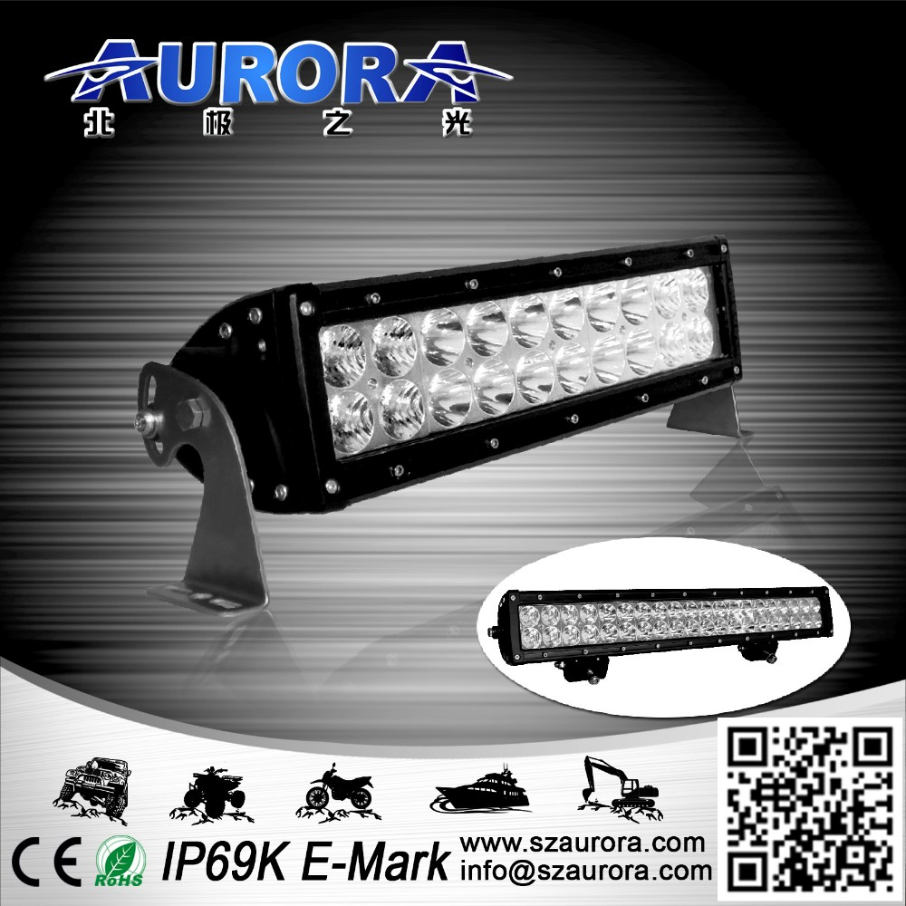 4x4 creee battery powered led off road light bar