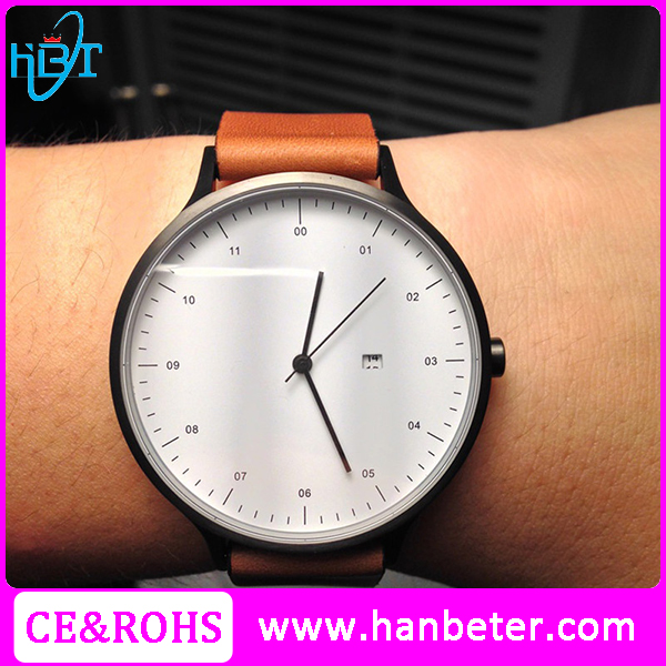 Hanbeter new design quartz watches bezel japan movt shenzhen watches