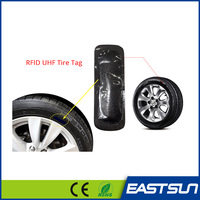 Long range passive uhf rfid tire tag with alien h3 chip