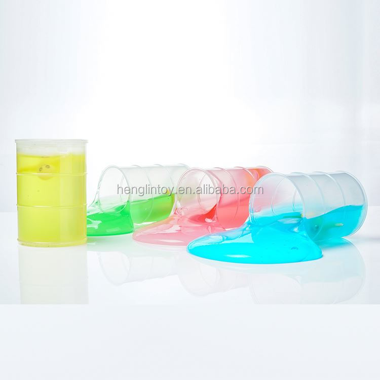 galaxy lab slime color oil slime toys