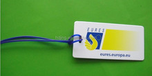 Travelling suitable bag tag heavy duty luggage tag made (h-071)