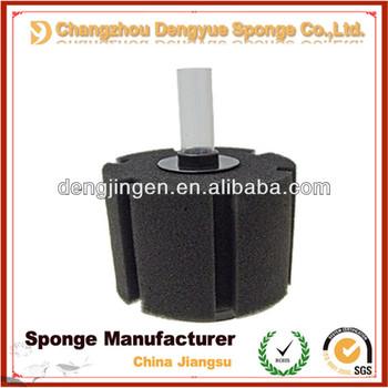Gutter rain filter sponge bio aquarium sponge filter for Pond filter sponge cheap