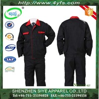 TC 65/35 Safety/Security Guard Uniform in 4 styles