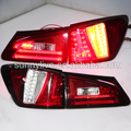 LED Rear Light 2006-12 year Red for Lexus IS250 LED Tail Lamp SN