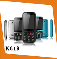 New model big battery bluetooth dual sim card phone (K619)