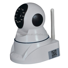 Hot selling! ONVIF Protocol HD 720P low cost wireless camera with 32GB SD Card Slot Network