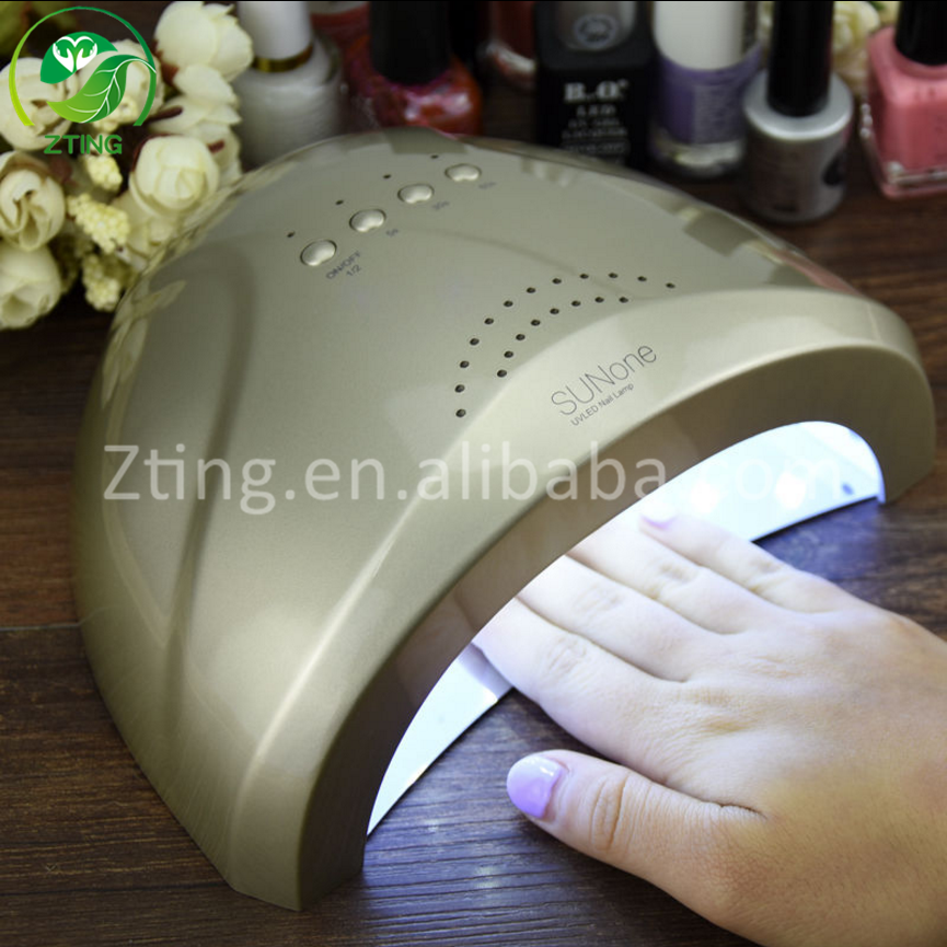 New Powerful Sunshine 48w light uv led nail lamp for nail gel polish