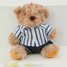 little bear Toys Soft Plush Infants Animal Teddy Baby Sleeping Comfort Doll