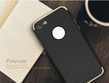 2016 New ROCK Pure Series Hard Phone case for iPhone 7/ 7 Plus Crystal Clear Phone case for iPhone7 cover Plus
