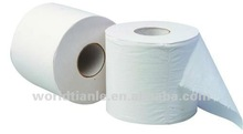 Advanced jumbo junior toilet tissue