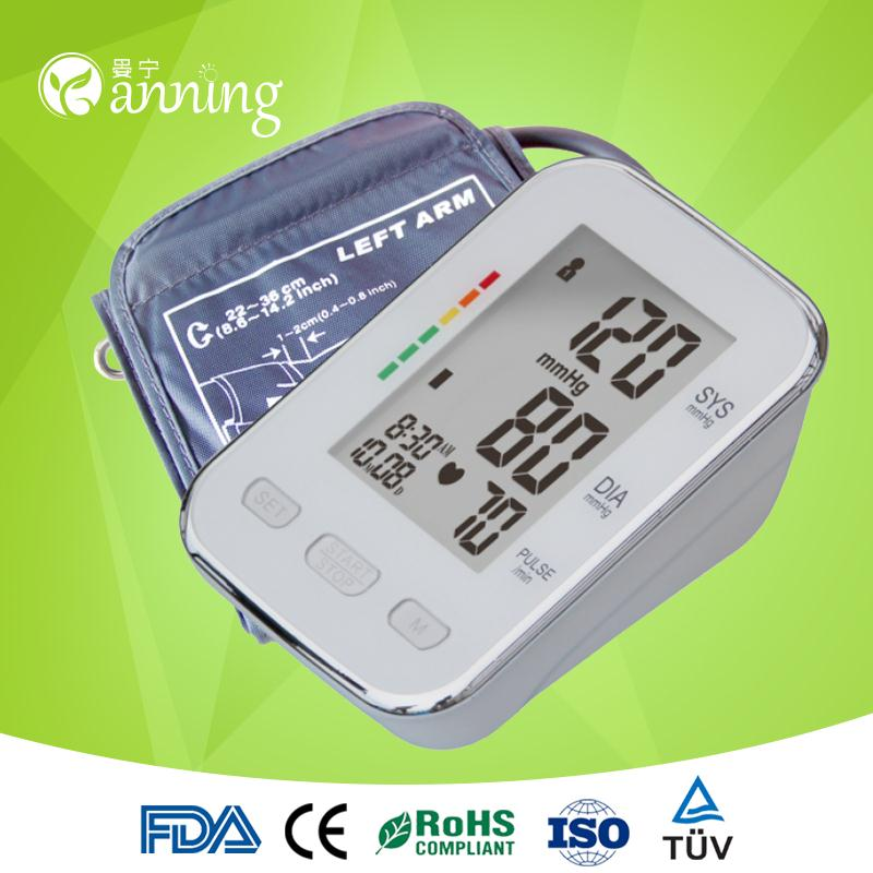 Professional design electronic blood pressure monitor,full automatically blood pressure monitor,rohs approved blood monitor