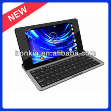 New Wireless Aluminium Bluetooth Keyboard For Google Nexus 2 7.0inch Tablet PC