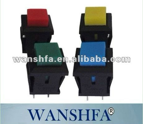 DS-430 push button types of electrical switch