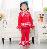 Wholesale boutique girls summer clothing baby girls swim pettiskirt smocked children clothing cotton ruffle swim suit