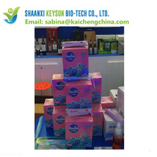 ks197 Wholesale mini/regular/super size organic tampons for women