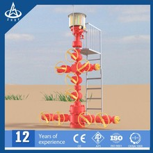 Hot sale API 6A Wellhead Equipment oil Christmas tree china manufactury