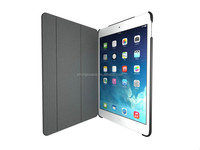 "Leather stand case for 9.7"" iPad Pro sleep/wake function"