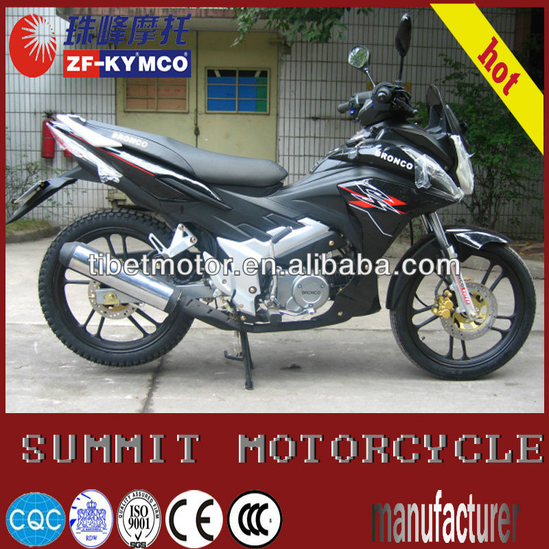 China motor bike 110 cc motorcycle ZF125-3