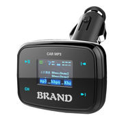 Car Accessories Auto FM Transmitter Bluetooth Car USB MP3 Music Player