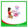 Popular Kids Plastic Kindergarten Furniture kids plastic home toy set educational toys