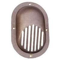 Marine Thru Hull Scoop Strainer - Large