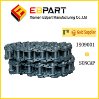 EBPART Excavator PC100 Track link assembly