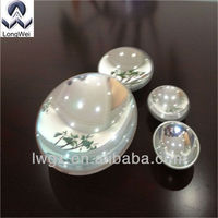 Borosilicate Glass Reflector with Reflective Film Coating