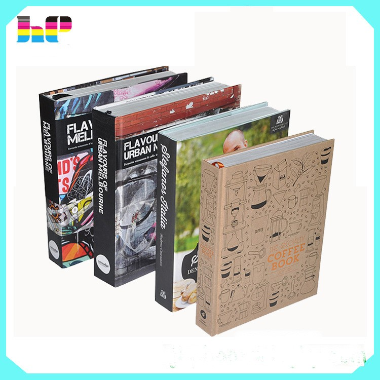 printing classic a4 custom coloring cardboard hardcover photo book