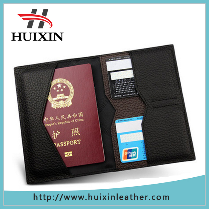 2016 branded thin smart passport cover travel wallet