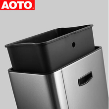 commercial trash can / sensor trash bin / sensor dustbin
