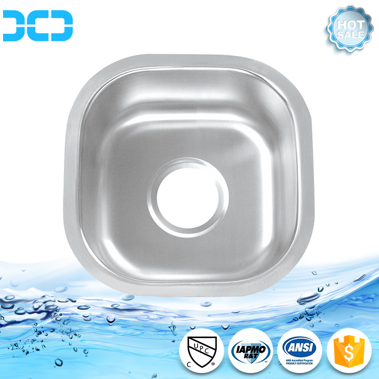 modern design small sink ss kitchen sinks with single bowl