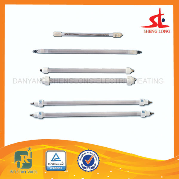 Korea Favourite quartz tube heating element