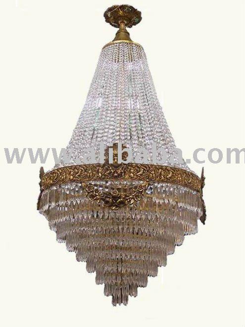 antico francese stile impero lampadario di grandi dimensioni  Id prodotto 115006658 italian     -> Lampadario Antico Stile Impero