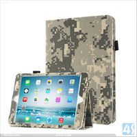 Slim Fit Hard Leather Case for Apple iPad mini 2 with Retina Display and iPad mini Built-in Stand