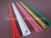 A4 office pvc spine bar/slide binder
