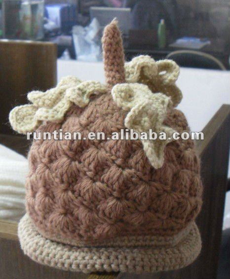 Winter Baby Knit Beanie Cap