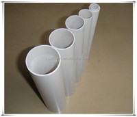 ASTM/AS/BS Standard UPVC/CPVC Pipes and fittings for water system