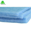 Non-woven process G4 primary blue filter media /air filter cloth