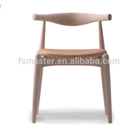 Ash wood Elbow Chair dining chair