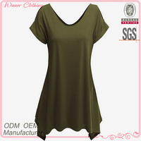 Ladeis' fahison cotton sexy shoulder short sleeves high quality direct factory sexy mini dress club wear
