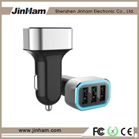 Car Charger For Iphone 5 6 6 Plus For Ipad 2 3 4 5 For Samsung Galaxy , Car Charger Power Bank , Mini Car Charger