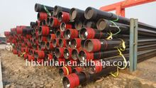 API grade steel casing pipe for drilling of oil well