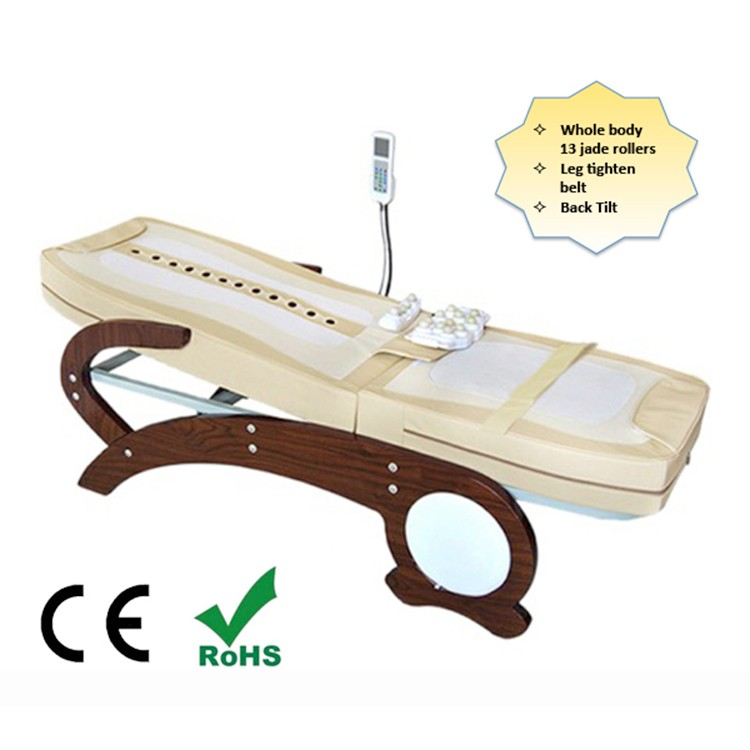 Carbon Fibre Table Jade Stone Massage Bed Price