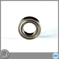 3.175x12.7x4.366mm Stainless steel 440C bearings SR2A-ZZ
