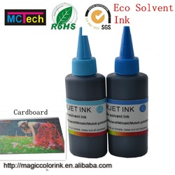 Environmental Eco Solvent Ink for Domino Printer