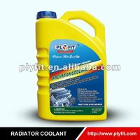 effective car radiator coolant