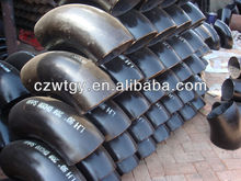 ASTM B16.9 A234 WPB carbon steel butt welded seamless pipe fittings/tube fittings,elbow tee reducer bend cap