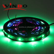 5050 addressable rgb lamp led lights strip 30 60leds 2811 ws2812 pixel magic digital dream led chip ws2801 ws2811 ws2812b